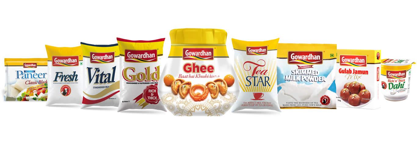 delicious gowardhan ghee from parag milk foods